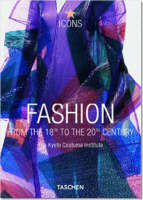 Fashion: from the 18th to the 20th century - cover