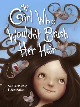 Cover of The Girl Who Wouldn't Brush Her Hair