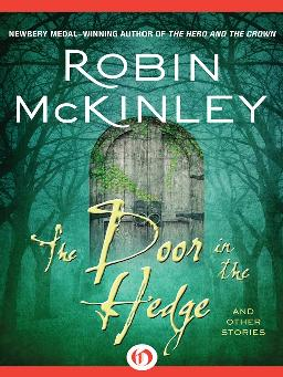 Cover of The Door in the Hedge