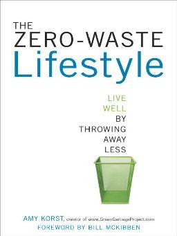 Cover of The zero waste lifestyles