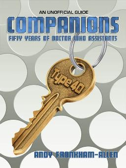 Cover of An unofficial guide companions fifty years of doctor who assistants