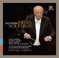 BEETHOVEN, L. van: Missa Solemnis (Kühmeier, Kulman, Padmore, Müller-Brachmann, Bavarian Radio Chorus and Symphony, Haitink)