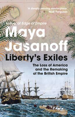 Cover of Liberty's Exiles