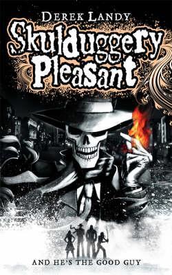 Cover of Skulduggery pleasant