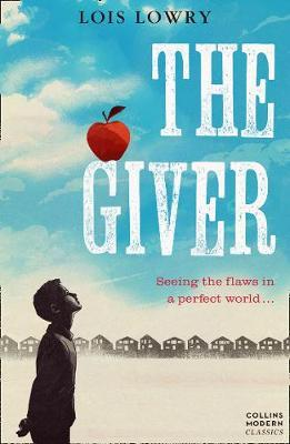 Book cover of The giver
