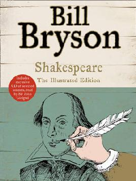 Catalogue link for Shakespeare by Bill Bryson