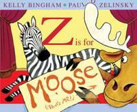 Cover of Z is for Moose