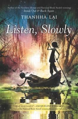 Cover of Listen, slowly