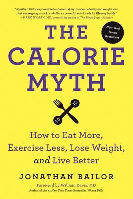 Cover of The Calorie Myth