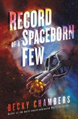 Cover of Record of a Spaceborn Few