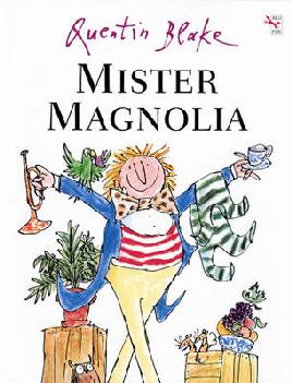Cover of Mister Magnolia
