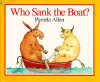Cover of Who Sank The Boat?