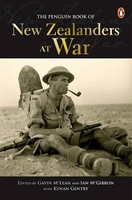 Cover of New Zealanders at war