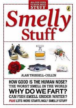 Book Cover of Smelly Stuff
