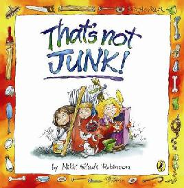 Book Cover of That's not junk!