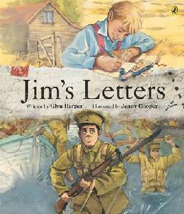 Book Cover of Jim's Letters