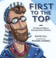 Cover of First to the top