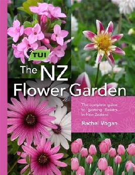 Cover: The Tui NZ Flower Garden