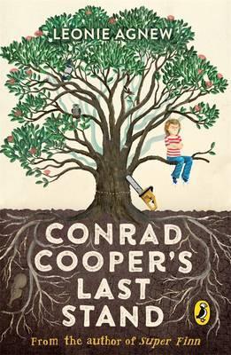 Book Cover of Conrad Cooper's Last Stand