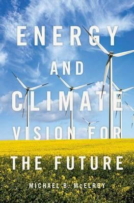 Cover of Energy and climate vision for the future