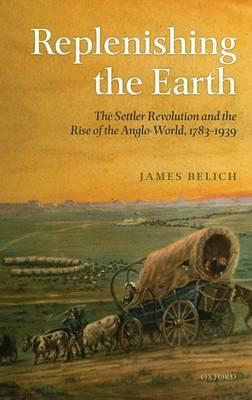 Cover of Replenishing the Earth