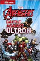 Cover of Avengers battle against Ultron