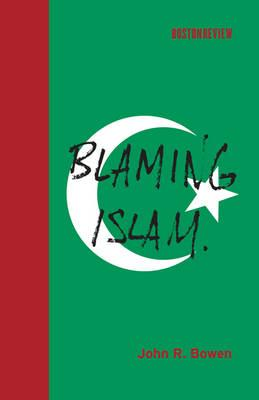 Catalogue link for Blaming Islam