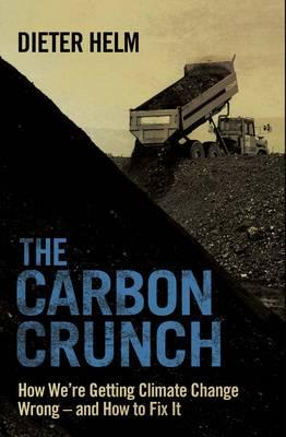 Cover of The carbon crunch