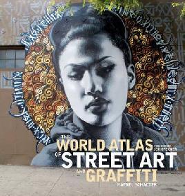 Cover of World Atlas Street art