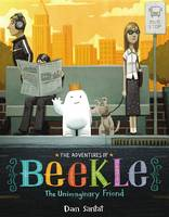 Book cover of The adventures of Beekle