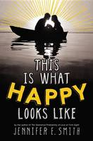 Cover of This is what happy looks like