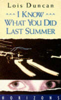 Cover of I Know What You Did Last Summer