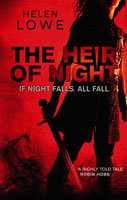 Cover of The Heir of Night by Helen Lowe