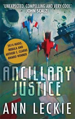 Cover of Anciliiary Justice