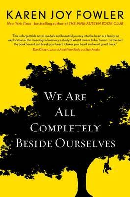 Cover of We are all completely beside ourselves
