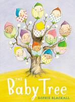 Book cover of the baby tree