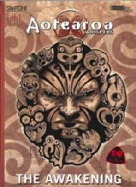 Cover for The Awakening