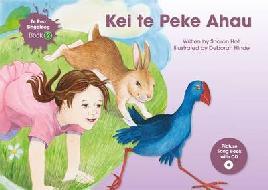 Cover of Kei te Peke ahau