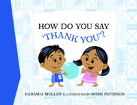 Cover: How Do You Say thank you?