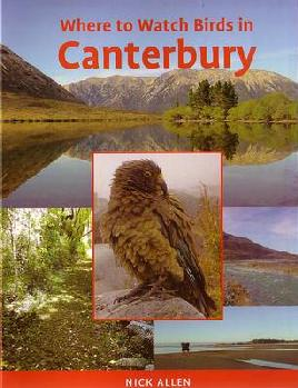 Cover of Where to watch birds in Canterbury