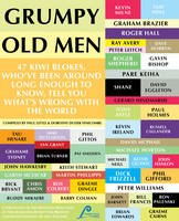 Cover of Grumpy old men