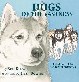 Cover of Dogs of the vastness