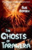 Cover of The ghosts of Tarawera