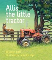 Cover of Allis the little tractor