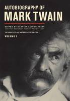 Cover of Autobiography of Mark Twain