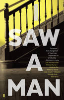 Cover of I saw a man