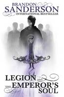 Cover of Legion & The Emperor's soul