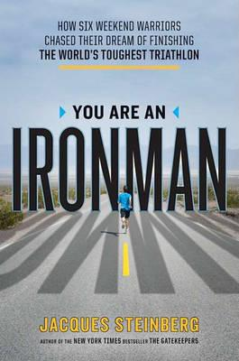 Book cover of You are an ironman