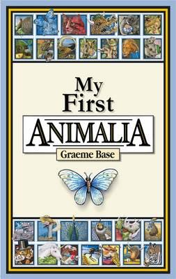 Cover of My first Animalia