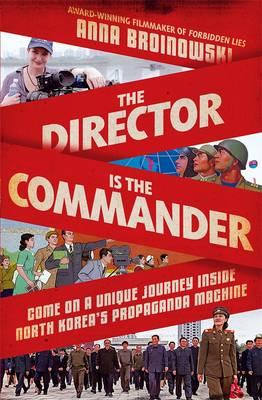Cover of The firector is the commander